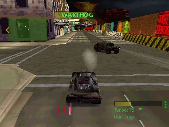 Twisted Metal screenshot 2