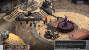 Torment: Tides of Numenera screencap