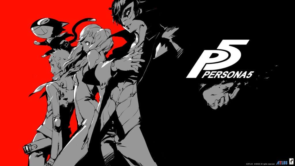 Persona5 Cast
