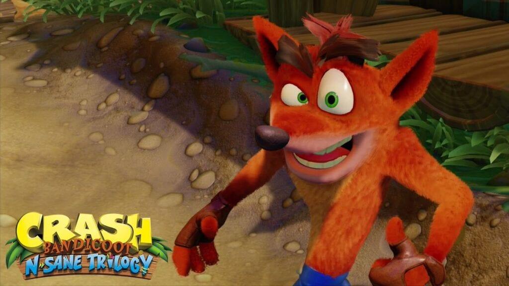 Crash Bandicoot Trilogy Remaster