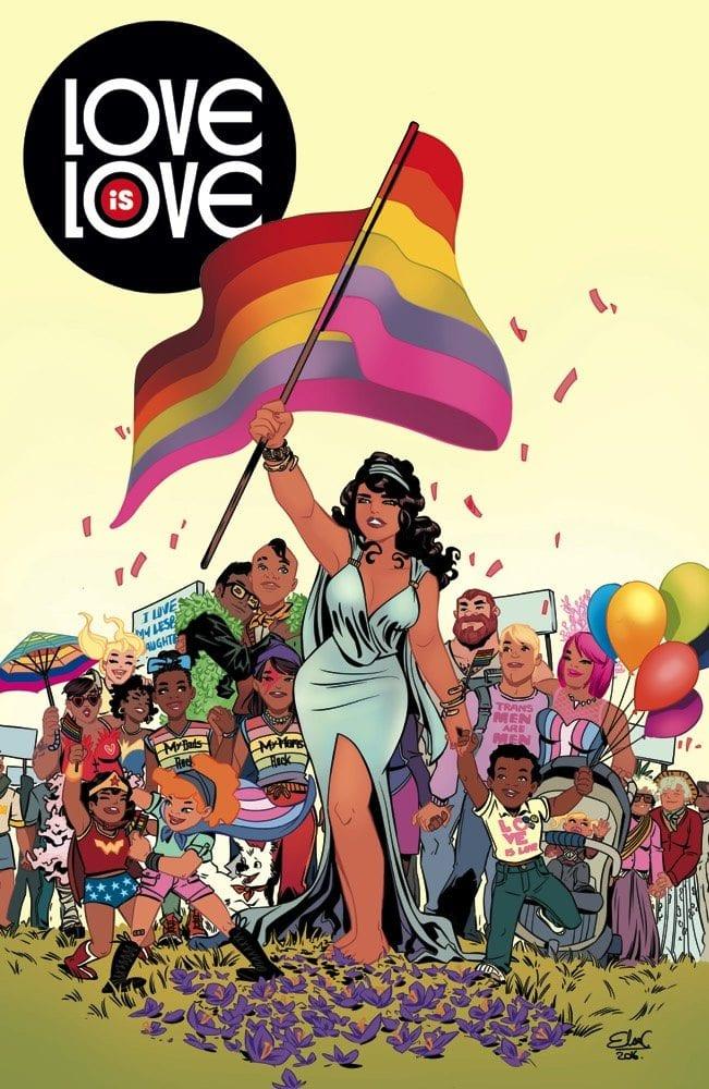 DC Comics Love