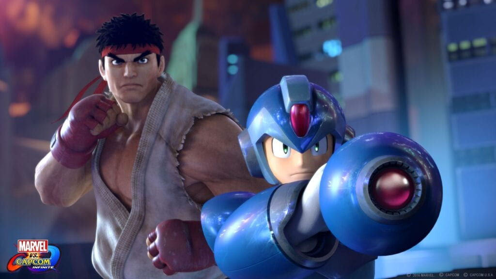 Marvel Vs Capcom Infinite Announced