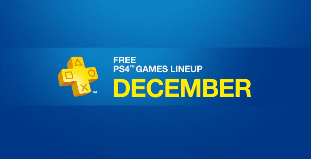December 2016 PlayStation Plus