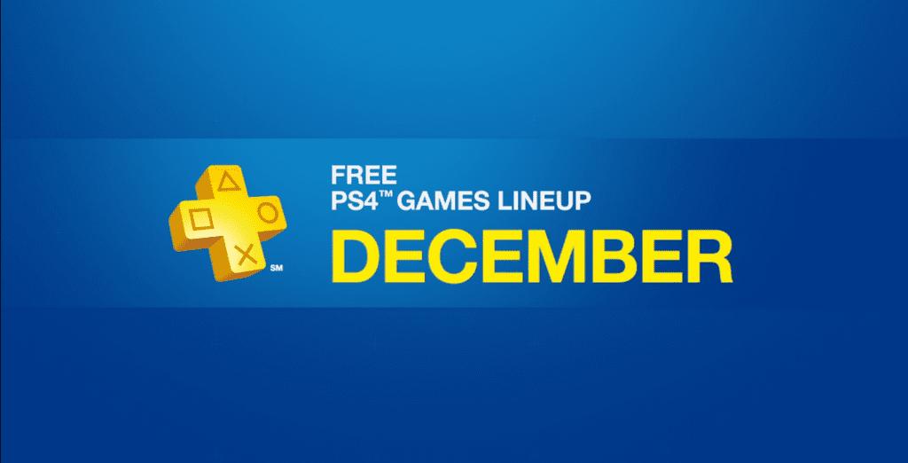 December 2016 PlayStation Plus