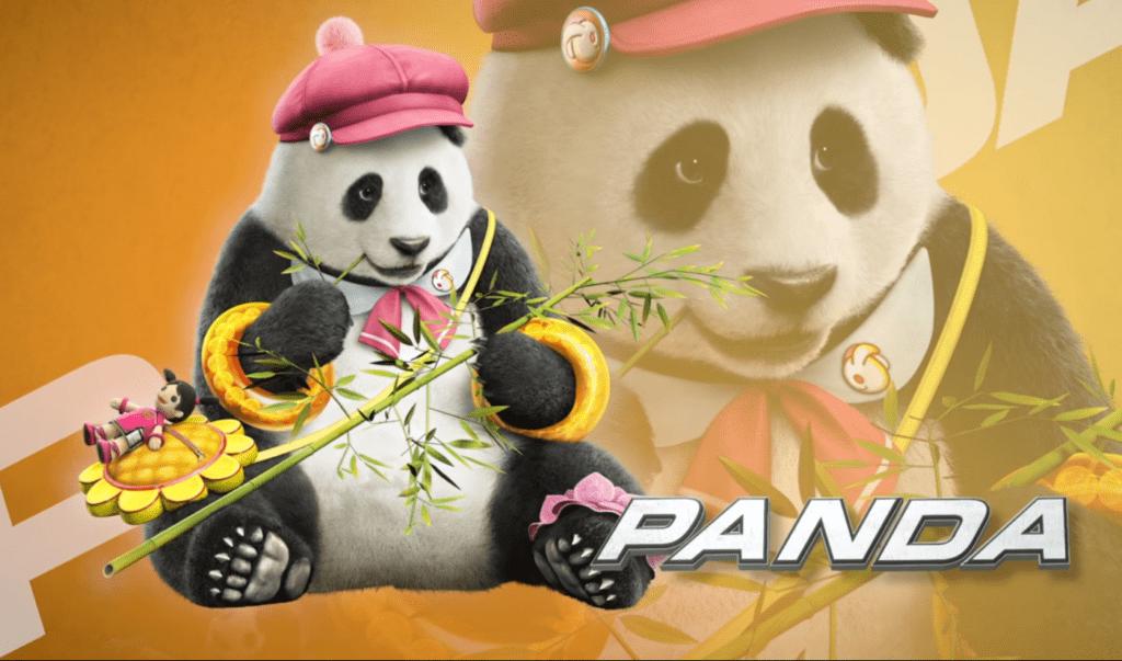 Tekken 7 Panda