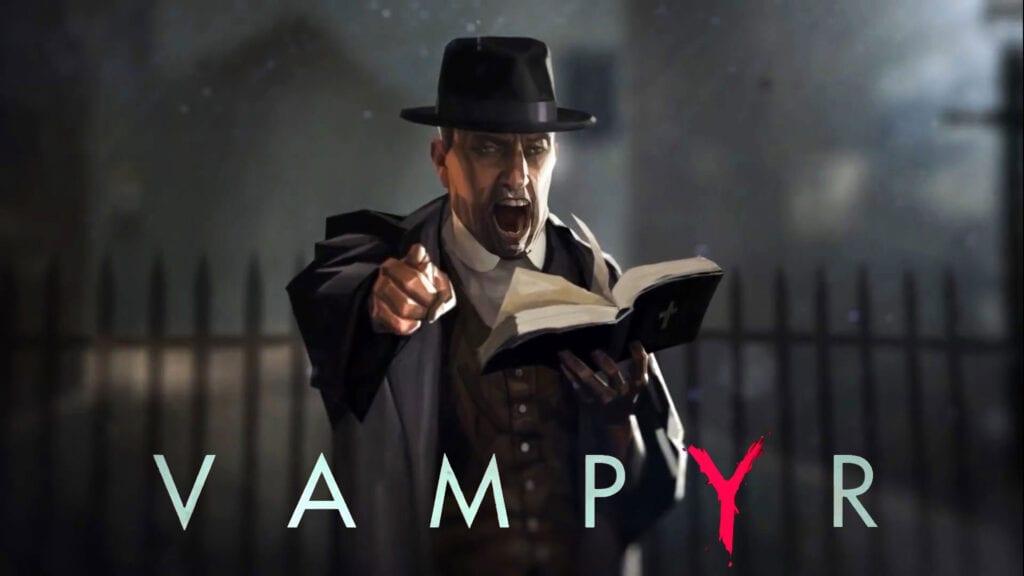 Vampyr Story Trailer