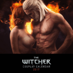 Witcher Cosplay Calendar