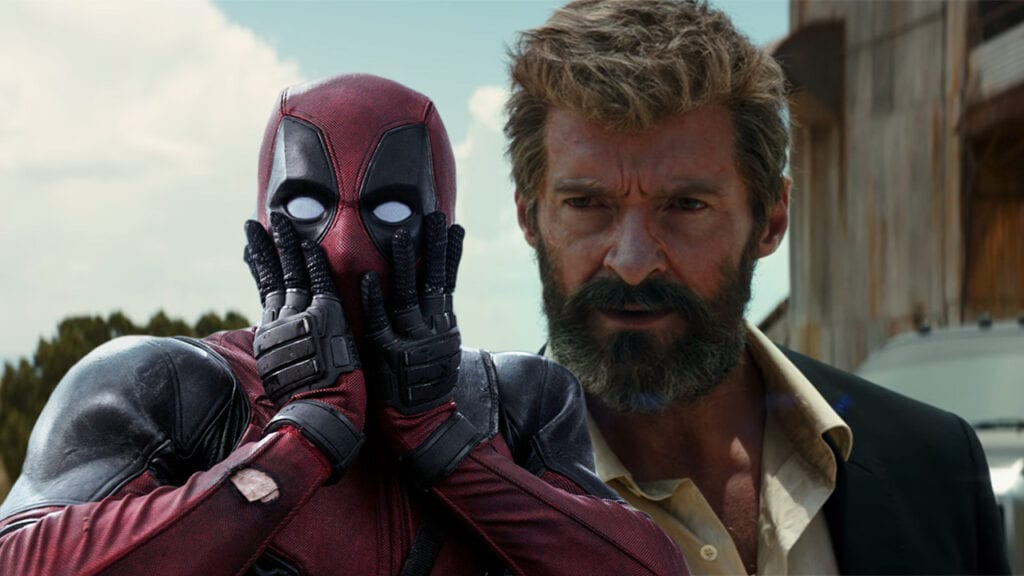 Deadpool cameo in Logan?