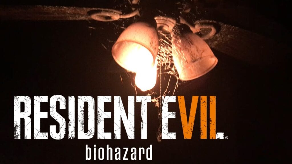 Resident Evil 7 First Person Perspective