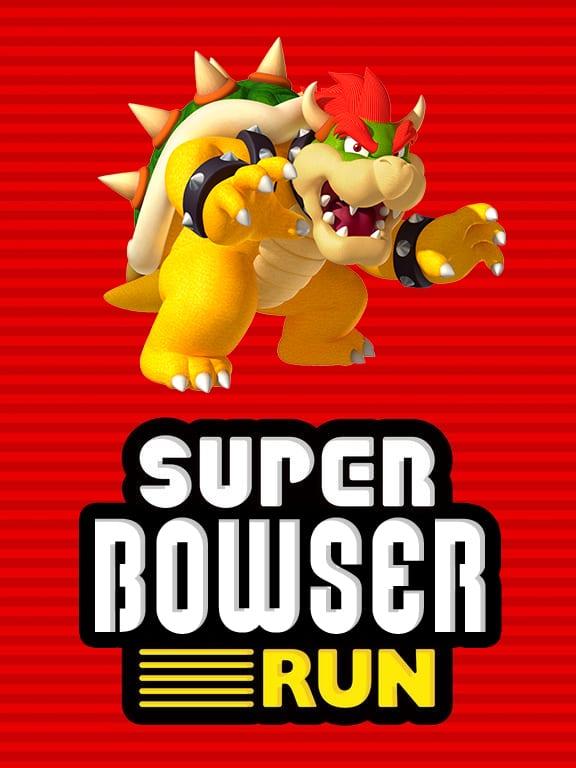 Super Bowser Run Characters
