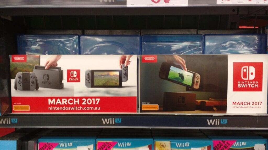 Nintendo Switch Ads