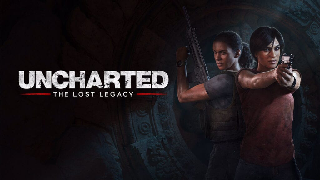 Uncharted Lost Legacy Trailer