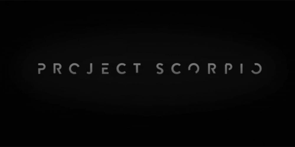 box One Project Scorpio logo tipping point