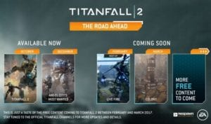Titanfall 2 Road Map