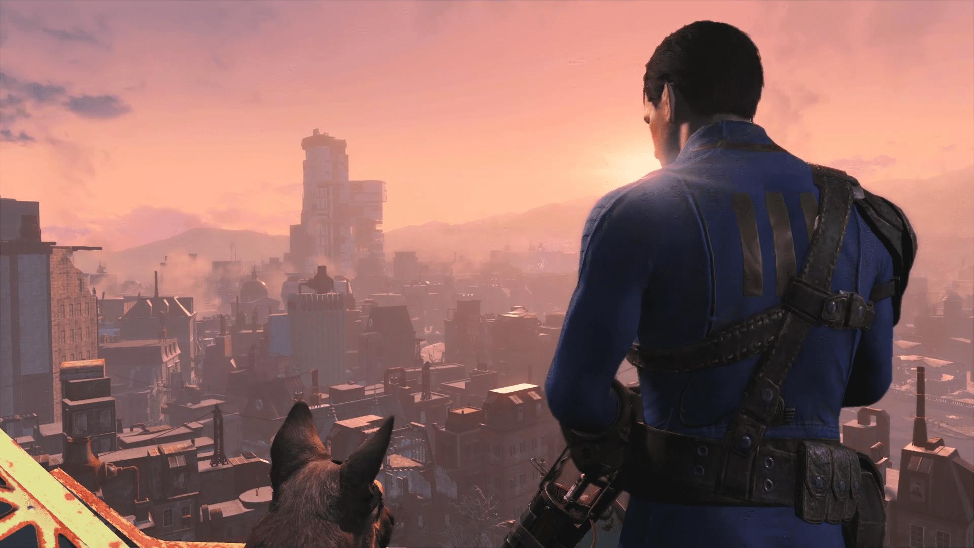 Fallout 4 Header