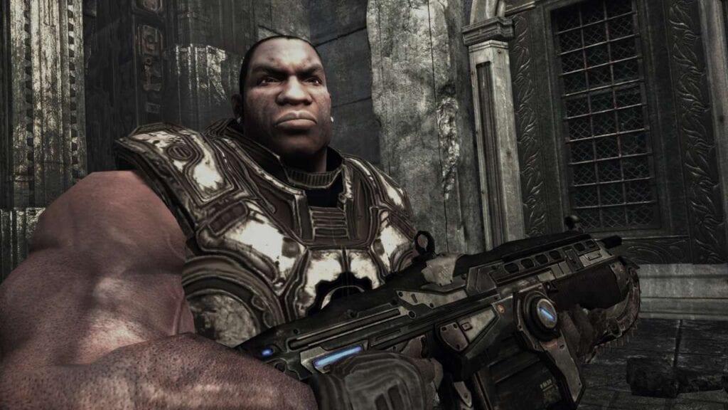 Gears of War - Cole Train