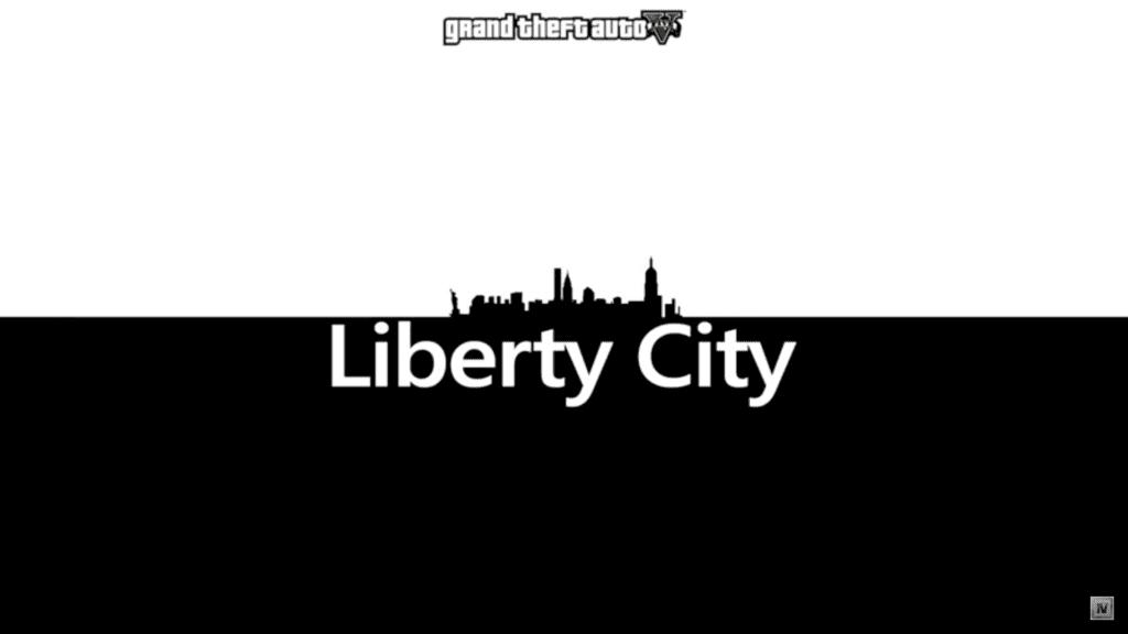 GTAV Liberty City
