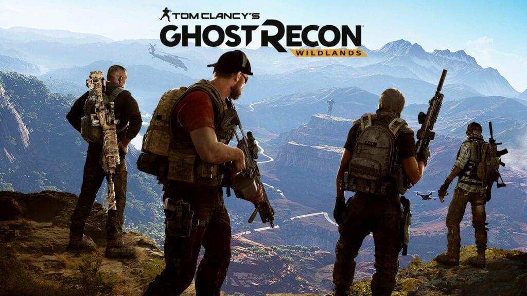 Ghost Recon Wildlands Header