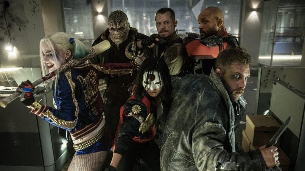 Suicide Squad director