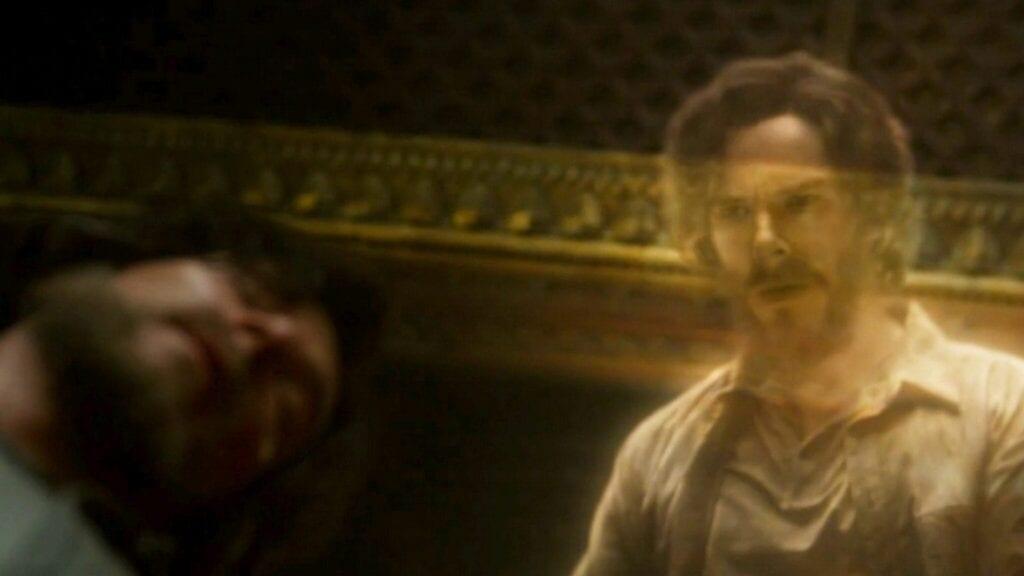 Cumberbatch wont astral projct himslf into Avengers: Infinity War