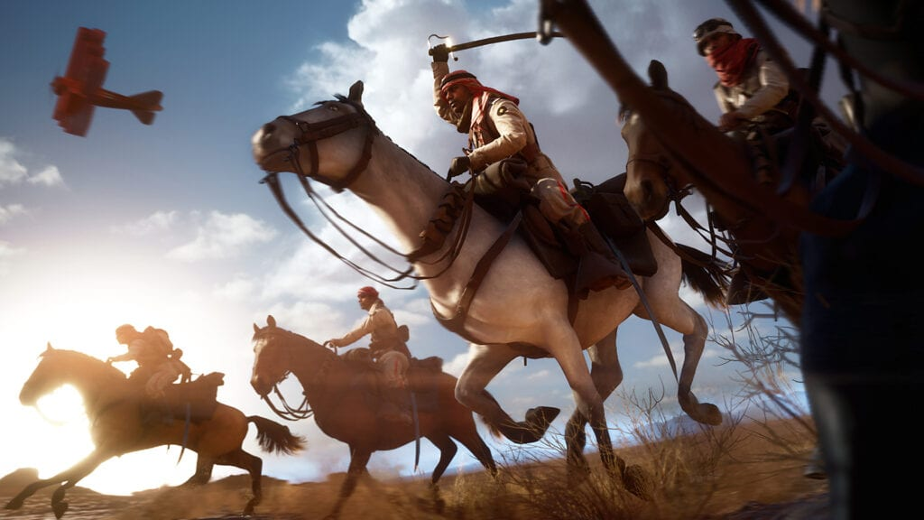 Skilled Battlefield 1 Players are Getting Banned for Playing Too Well
