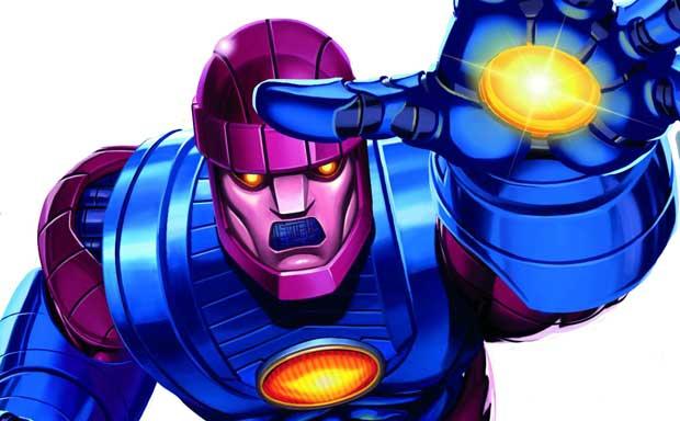 comic book Sentinels