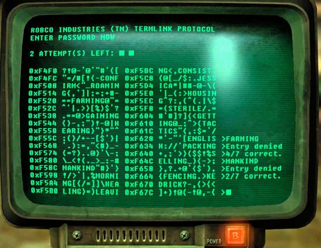 Fallout 4 hacking