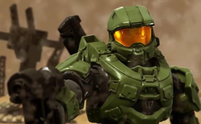 Halo 5 Mega Bloks