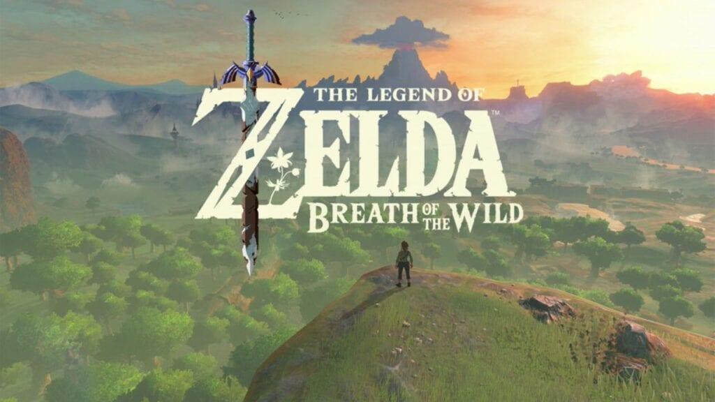Zelda Release
