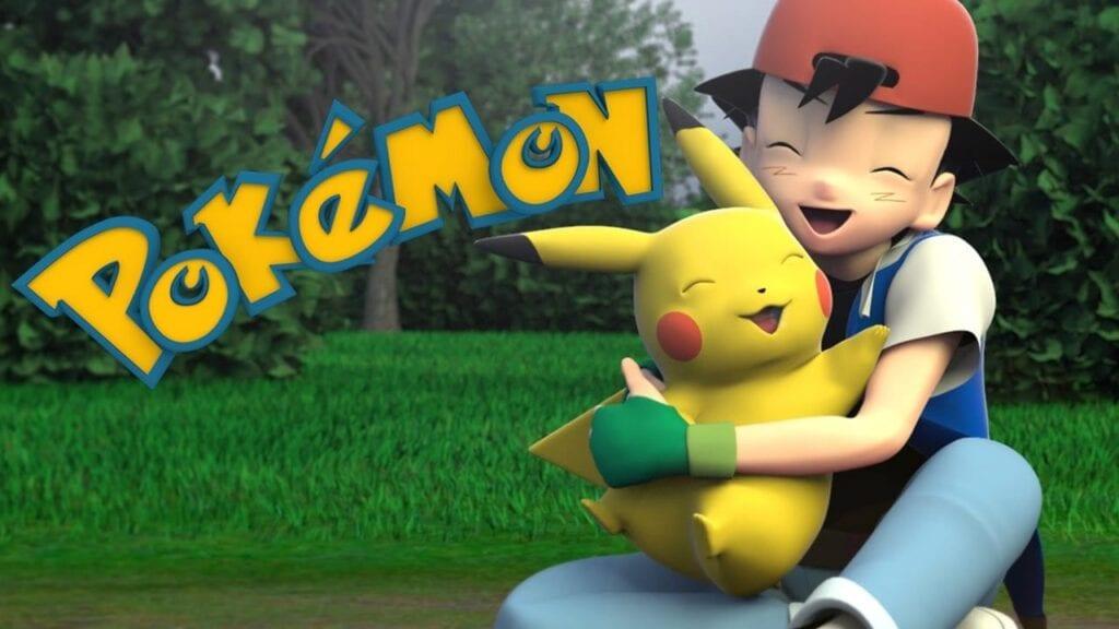 Pokémon Intro Recreated