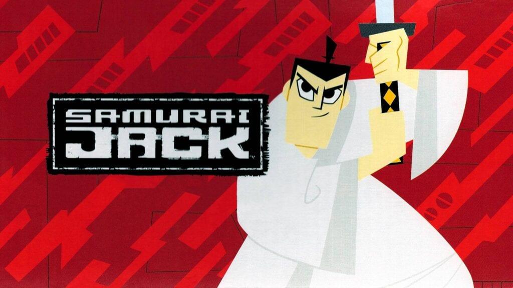 New Samurai Jack Wallpaper