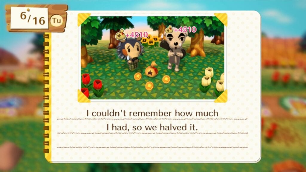 Mobile Animal Crossing