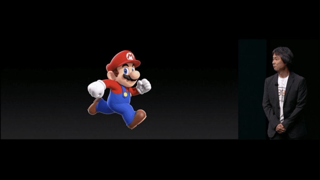 Super Mario Run References