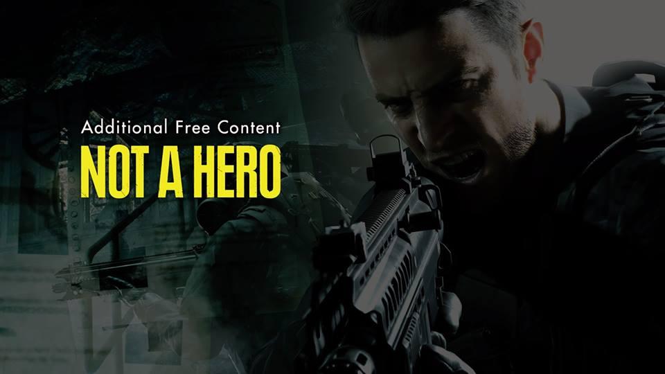 Not A Hero DLC
