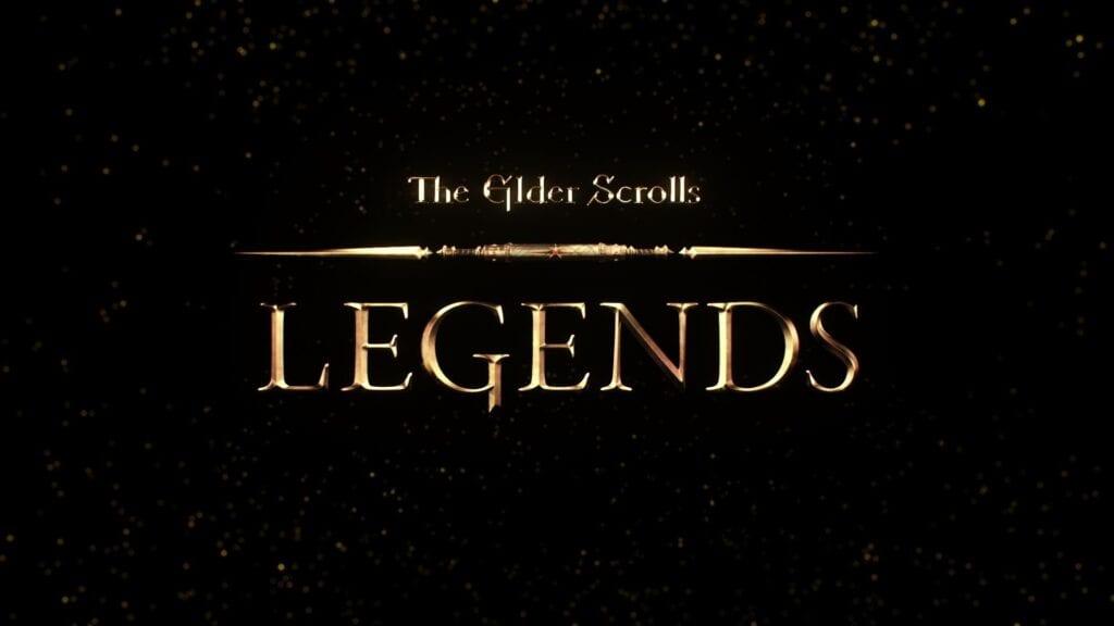Bethesdas Elder Scrolls Legends