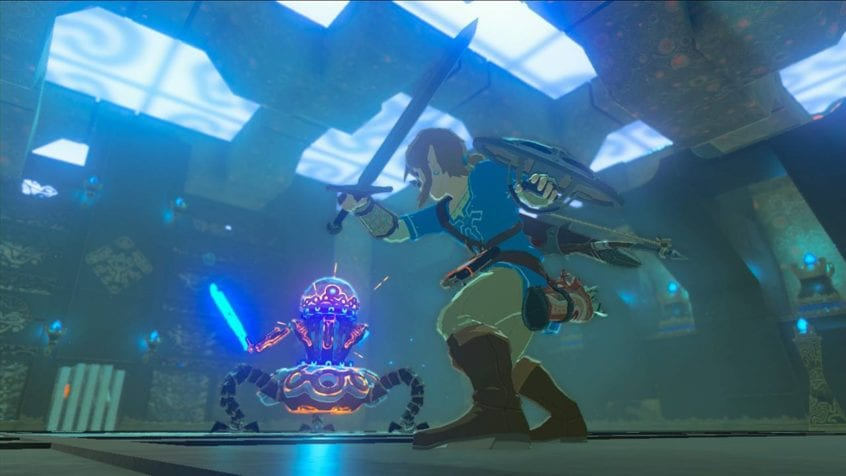 Breath of the Wild Dungeons