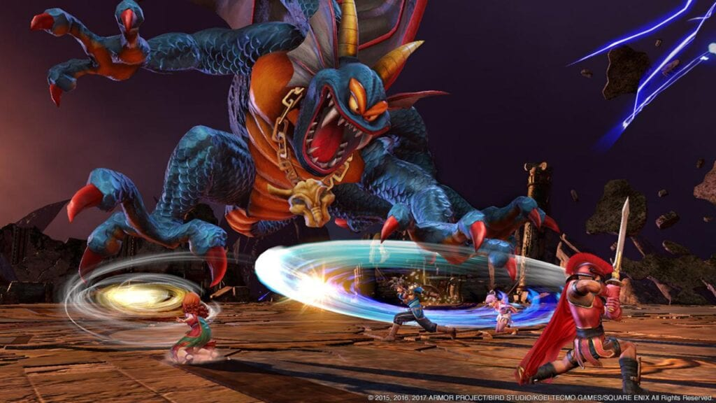 Dragon Quest Heroes - Nintendo Switch