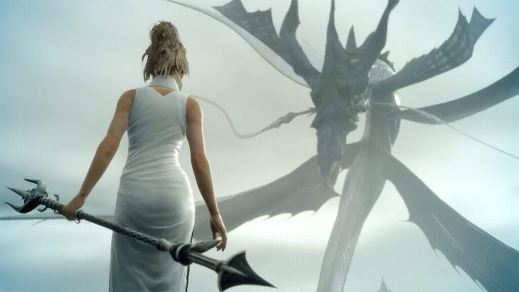 Final Fantasy 15 Character Creation