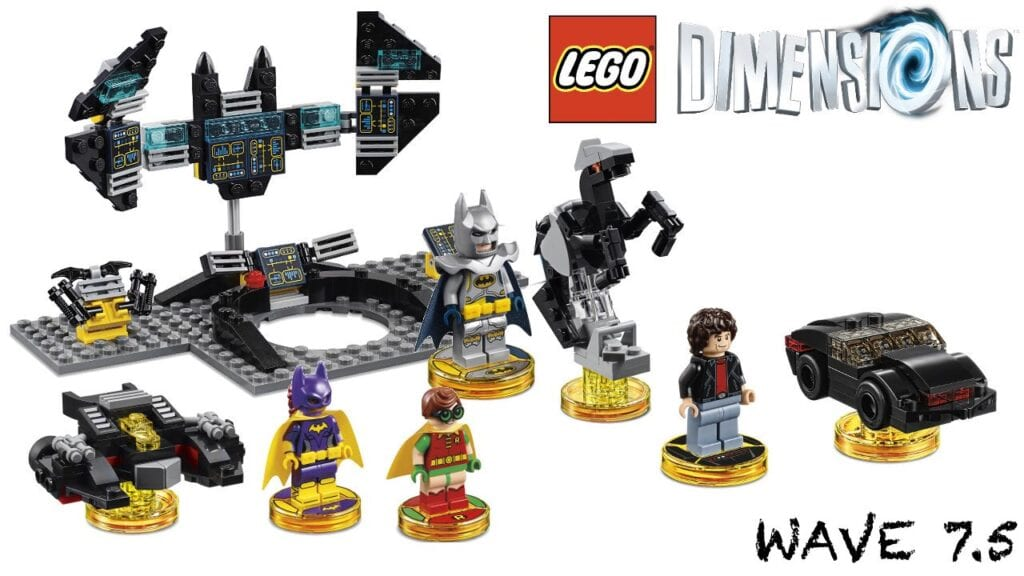 Lego Dimensions Batman Movie