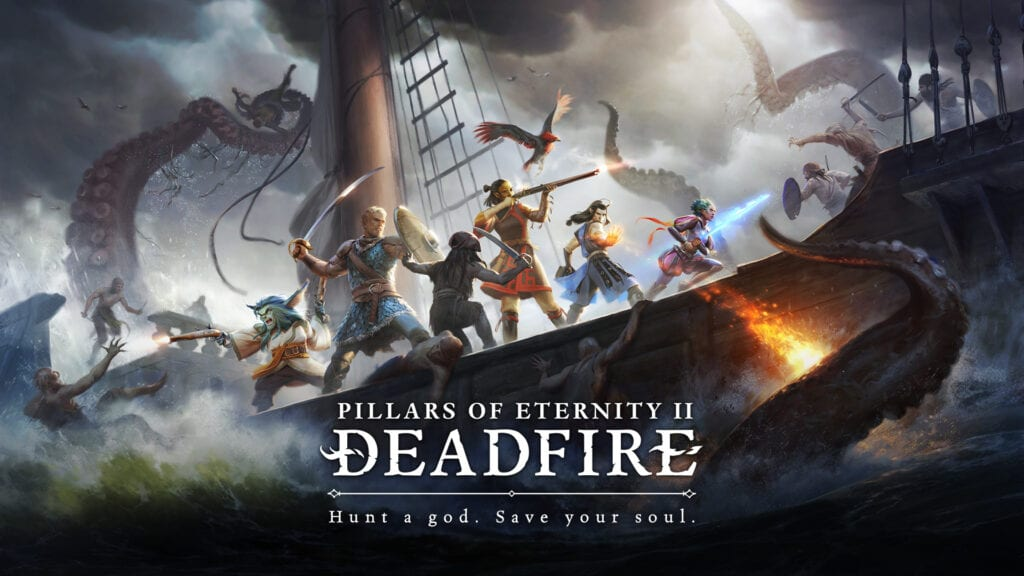 Pillars of Eternity 2 gameplay Deadfire Backer Update