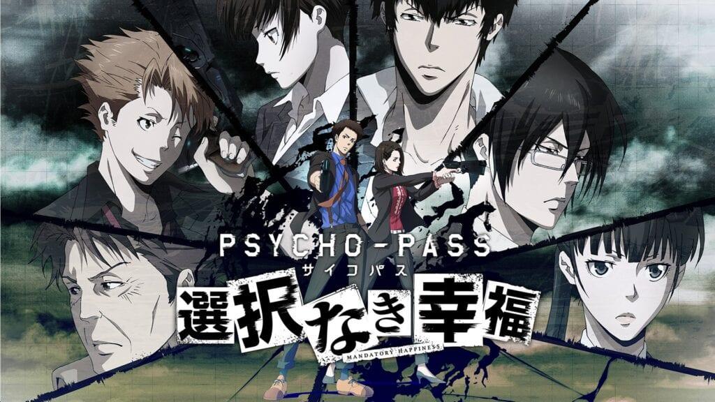 Psycho-Pass: Mandatory Happiness Launch Date