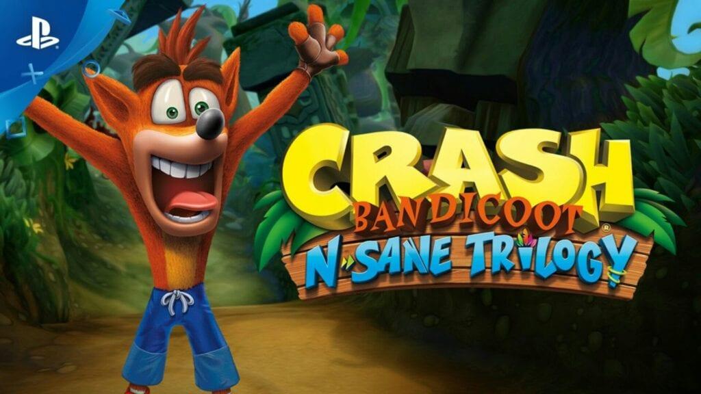 Remastered Crash Bandicoot Trilogy
