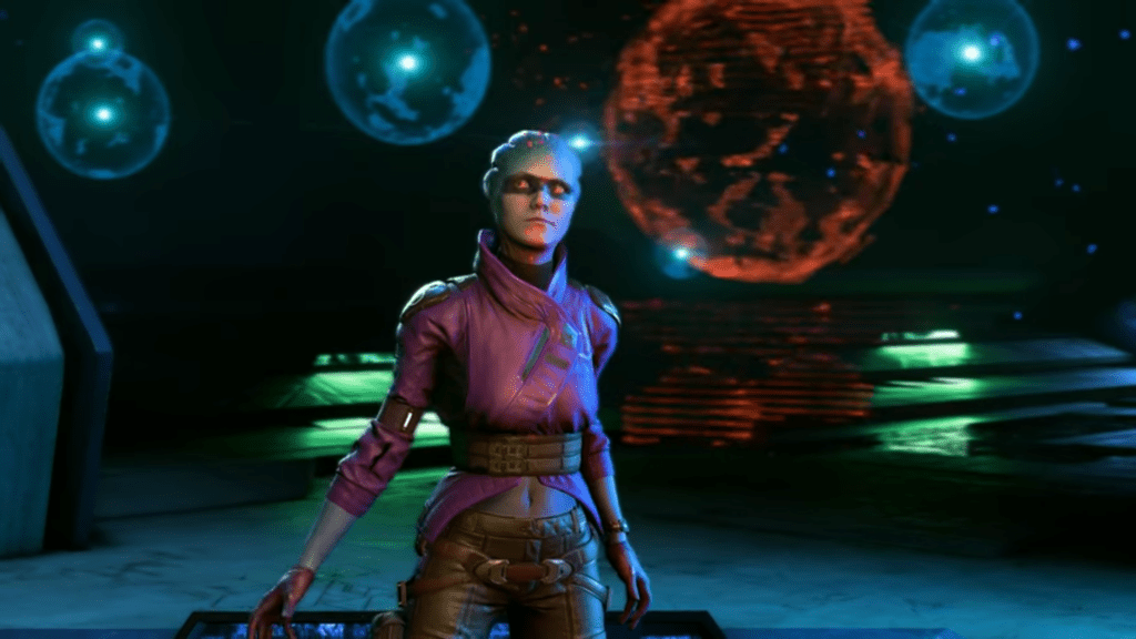 Andromeda Peebee