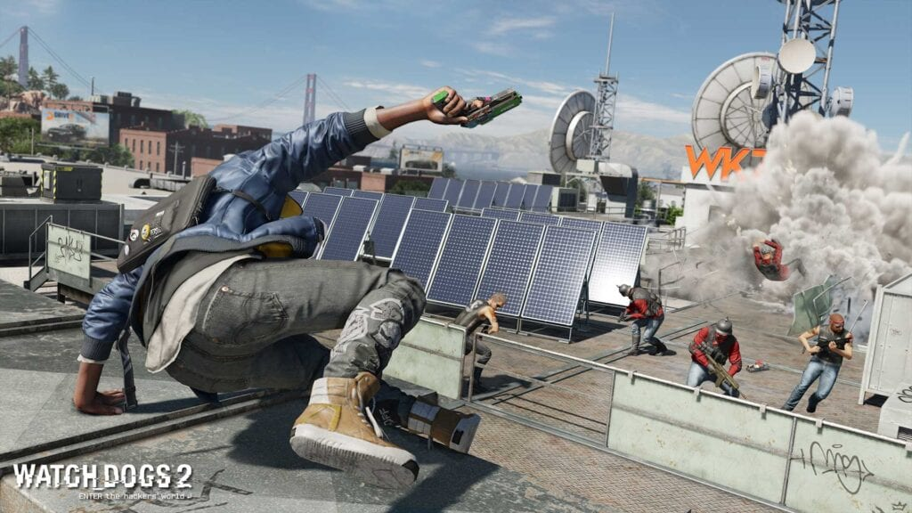 Watch Dogs 2 Patch