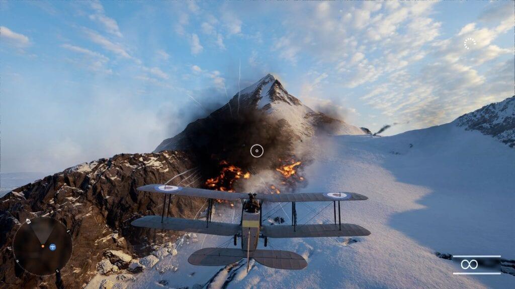 battlefield 1 winter update