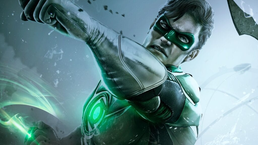 green lantern injustice 2 character maybe