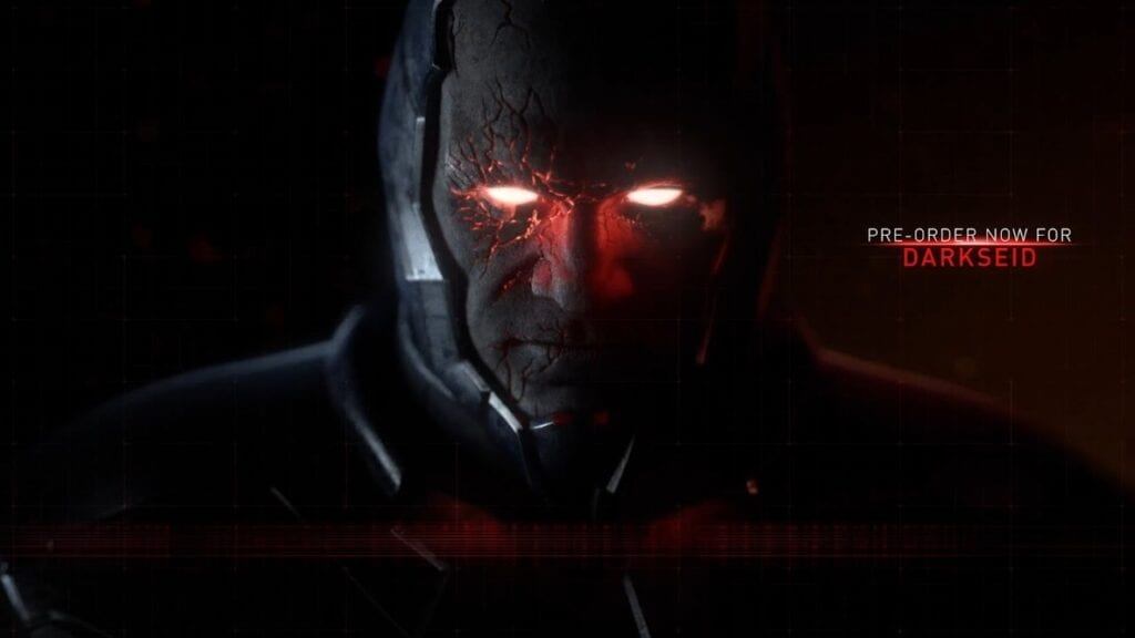 darkseid injustice 2 mystery fighter