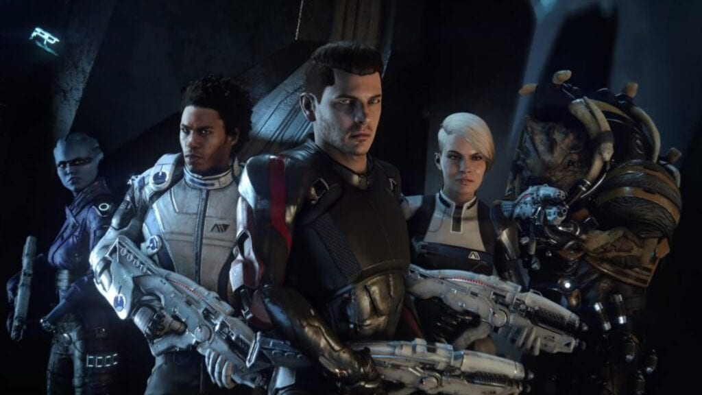 mass effect andromeda squad march 2017