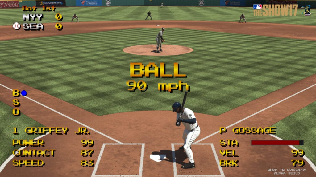 mlb the show 17 90s mode march 2017
