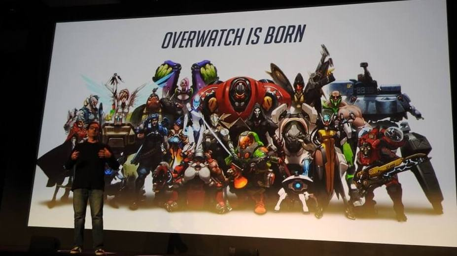 Overwatch concept art